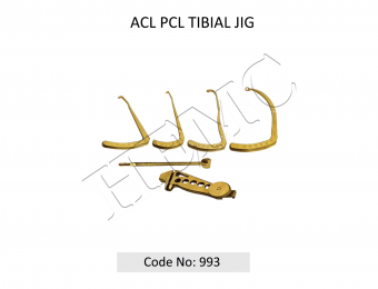 ACL PCL TIBIAL JIG